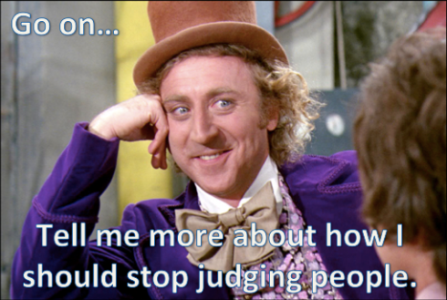 Willie Wonka, Judgement
