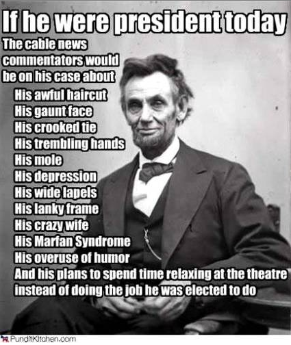 Lincoln - pundit.com
