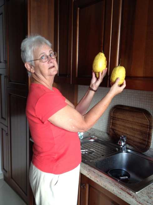 Making lemonade out of lemons...
