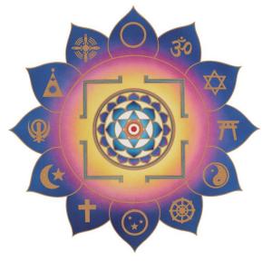 Yogaville Symbol